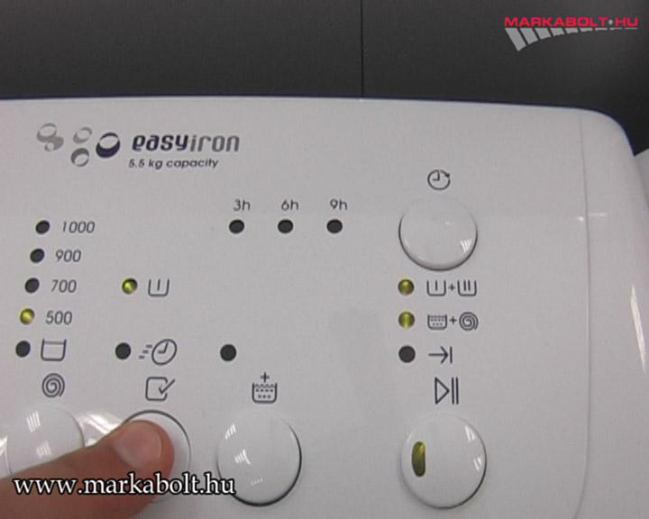 Zanussi easy iron használati utasítás