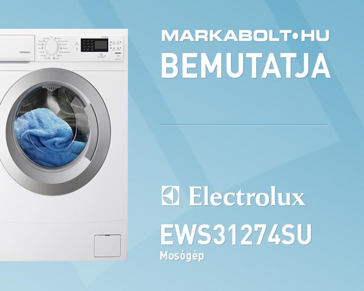 Electrolux ews31274su elöltöltős mosógép