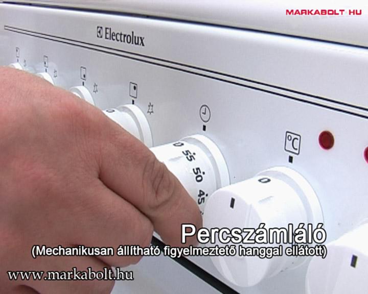 Electrolux kerámialapos tűzhely használati útmutató