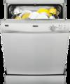 Zanussi ZDF21001XA szabadonálló mosogatógép