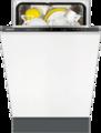 Zanussi ZDV12002FA beépíthető mosogatógép